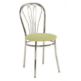 Casarredo Jídelní čalouněná židle V-1 krémová