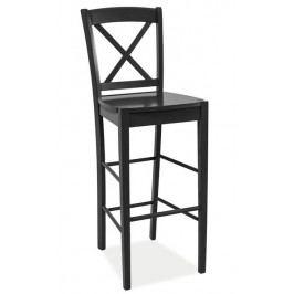 Casarredo Barová židle CD-964 černá