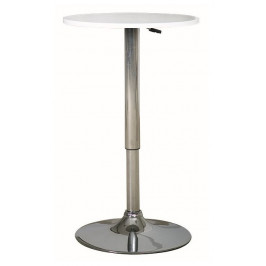 Casarredo Barový stolek B-500 bílý