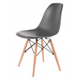 Casarredo Jídelní židle MODENA tmavě šedá