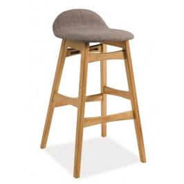 Casarredo Barová židle TRENTO dub