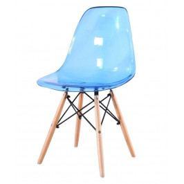 Casarredo Jídelní židle ICE modrá