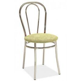 Casarredo Jídelní čalouněná židle TINA krémová