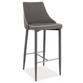 Casarredo Barová židle LOCO šedá
