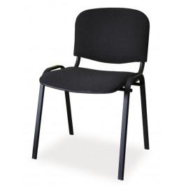 Casarredo Čalouněná židle ISO černá/černá
