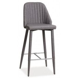 Casarredo Barová židle JOKO šedá