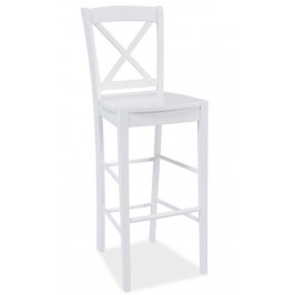 Casarredo Barová židle CD-964 bílá