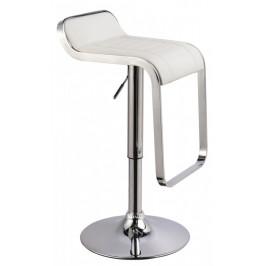 Casarredo Barová židle KROKUS C-621 bílá