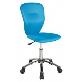 Casarredo Kancelářská židle Q-037 modrá