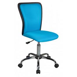 Casarredo Kancelářská židle Q-099 modrá/černá