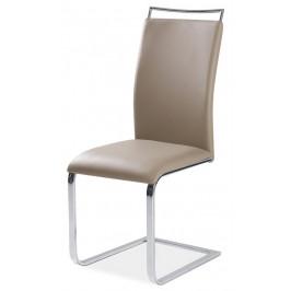 Casarredo Jídelní čalouněná židle H-334 tmavý béž
