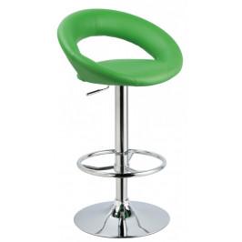 Casarredo Barová židle KROKUS C-300 zelená