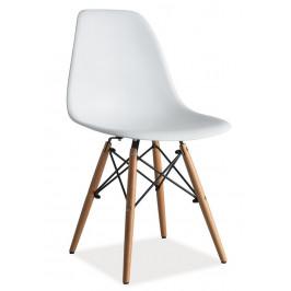 Casarredo Jídelní židle ENZO bílá