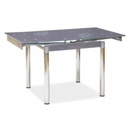 Casarredo Jídelní stůl GD-082 rozkládací šedý