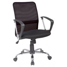 Casarredo Kancelářská židle Q-078 černá