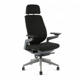 Office Pro Kancelářská židle KARME - F-06 černá