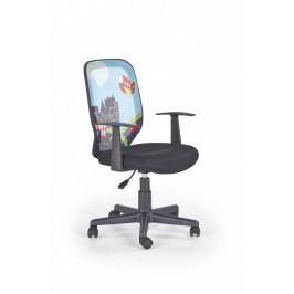Halmar Dětská židle KIWI, city