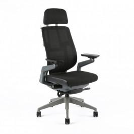 Office Pro Kancelářská židle KARME MESH - A-10 černá