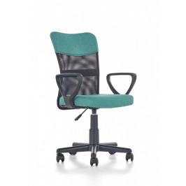 Halmar Dětská židle Timmy, tyrkysová