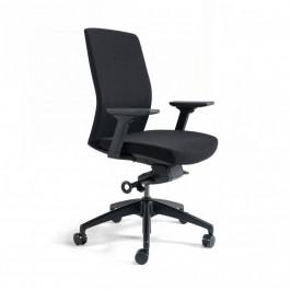 Office Pro Kancelářská židle J2 BP černý plast - černá 201