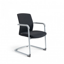Office Pro Jednací židle JCON WHITE - černá 201