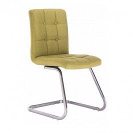 Tempo Kondela Židle LAVINIA - zelená