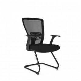 Office Pro Jednací židle THEMIS MEETING - TD-01, černá