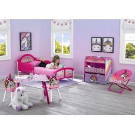 Forclaire Dětská postel Jednorožec