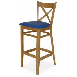 MIKO Barová židle B010-P BAR LÁTKA
