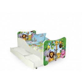 Halmar Dětská postel Happy Jungle