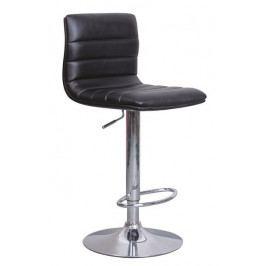 Casarredo Barová židle KROKUS C-331 černá