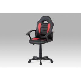 Autronic Dětská židle KA-V107 RED