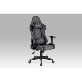 Autronic Kancelářská židle KA-V608 GREY