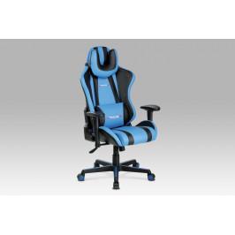 Autronic Kancelářská židle KA-V609 BLUE