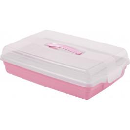 Curver PARTY BOX - růžový