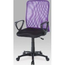 Kancelářská židle KA-BERT GREY - šedá