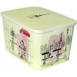 Curver Box DECOBOX - L - Miss PARIS