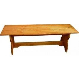 Unis Dřevěná lavice bez opěradla 00532