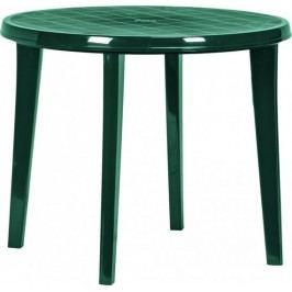 Rojaplast Stůl LISA - tmavě zelená