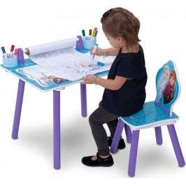 Forclaire Dětský kreslící stůl Frozen