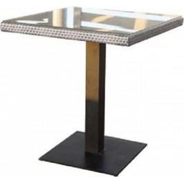 Dimenza Zahradní designový stůl BARCELONA - šedý