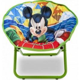 Forclaire Dětská rozkládací židlička - Mickey