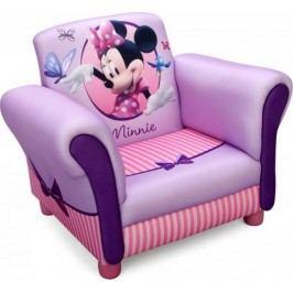 Forclaire Disney dětské čalouněné křesílko Minnie Mouse