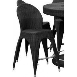 Dimenza Židle CHIVAS černá