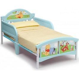 Forclaire Dětská postel Medvídek Pú