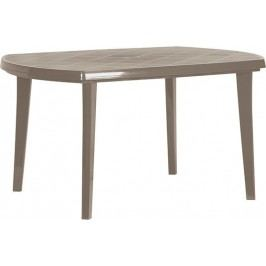 Rojaplast Stůl ELISE - cappuccino