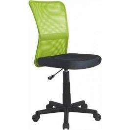 Dětská židle Dingo Zeleno-černá