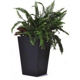 Rojaplast Květináč Rattan planter M