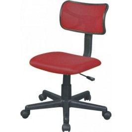 Tempo Kondela Kancelářská židle BST 2005 - červená