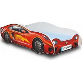 Forclaire Dětská postel - Závodní auto